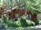 2BR Townhome Vacation Rental in Winthrop, Washington