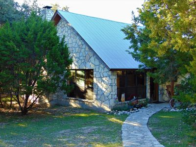 Photo for Picture Perfect Jewel of a Cabin, End of Lane, Charming, Wonderful Seclusion!