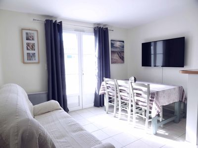 Photo for Comfortable apartment with terrace in the village