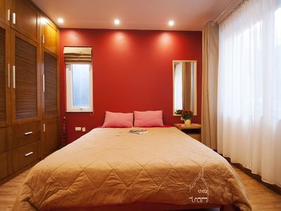 Photo for quiet, spacious and comfortable one-bedroom apartment close to Hanoi Old Quarter