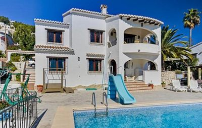 Photo for Fantastic Large  Family Villa With Fantastic  Private Pool And Sea Views