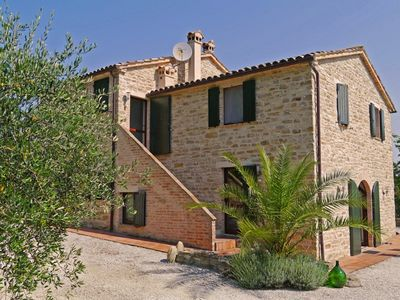 Photo for Holiday apartment Cupramontana for 1 - 8 persons - Holiday apartment