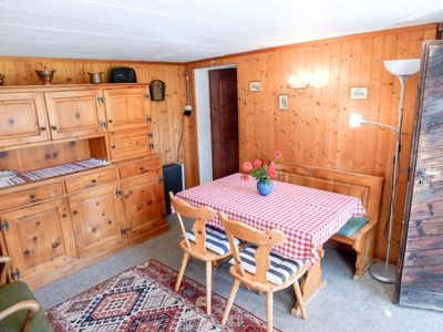 Photo for Vacation home Bienenhaus in Paspels - 4 persons, 2 bedrooms