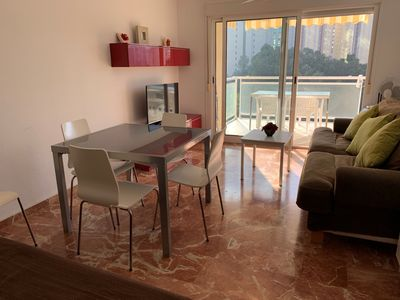 Photo for A782 - Lovely apartment in Cala de Finestrat close to the Hotel Bali