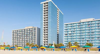 Photo for 1 Bedroom Condo at SeaGlass Tower