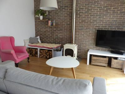Photo for Beautiful family apartment 20 minutes from Paris