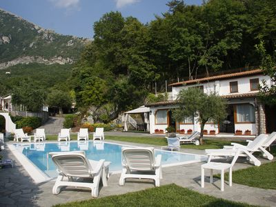 Photo for Studio Fontanina Maratea Villa Carolina - Bed&Breakfast for 2 people in Maratea