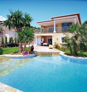 Photo for Vacation home Casa Hermosa  in Moraira, Costa Blanca - 8 persons, 4 bedrooms