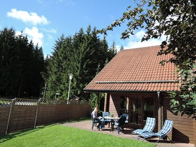 Photo for Comfortable **** holiday home Blauvogel 60 in the eastern Harz Hasselfelde