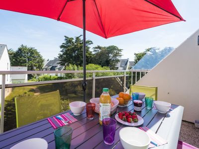 Photo for Apartment Les Tennis in Quiberon - 5 persons, 2 bedrooms