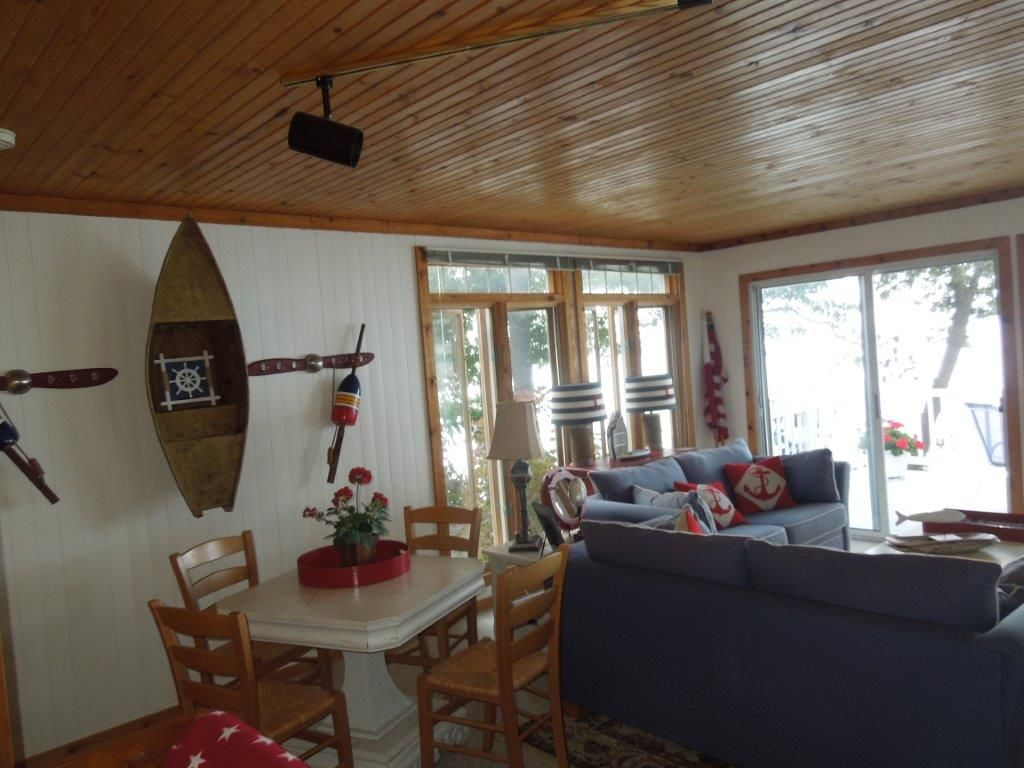 great lake house on beautiful burt lake vrbo