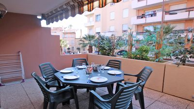 Photo for Apartment T2 - 4 people - Air conditioning - Downtown - Sainte Maxime