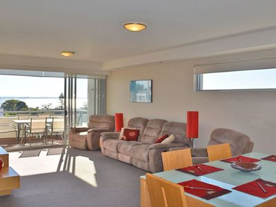 Photo for 49 'Cote D'Azur', 61 Donald Street - three bedroom unit with water views in Nelson Bay CBD