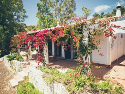 Photo for Enjoy the East-Algarve in a charming Portuguese villa