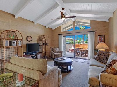 Photo for Spacious 3 bedroom, 2 bath Condo in South Palm Springs