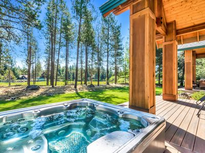 Photo for 5669LUNB: 2  BR, 1  BA House in Bend, Sleeps 8