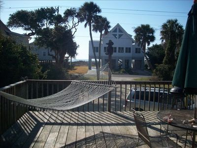 Ocean View Island House on South Carolina Coast