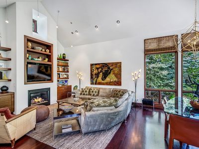 Photo for Aspen Luxury Ski In Ski Out Contemporary Home  - Short Drive To Downtown