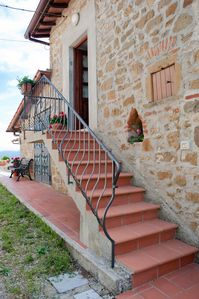 Photo for Az. Agr. Gli Allori, Apartment No. 6 for 2 people. Free Wifi