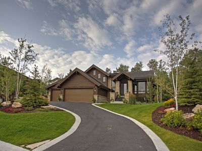 Photo for New Listing - Brand New Luxury Park City home - Sleeps 10 - Minutes to PC Skiing