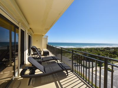Photo for Cocoa BEACH Sunrise TO Sunsets on the RIVER Panoramic views, PENTHOUSE CONDO