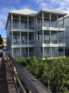 Photo for Beachfront Home!  Directly on the Gulf!  Seagrove Beach, Pineapple Palace West