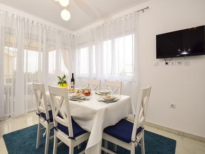Photo for Apartment by the sea, Blue apartment