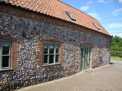 Photo for Converted Barn with Lovely Enclosed Garden,off Road Parking in Perfect Location