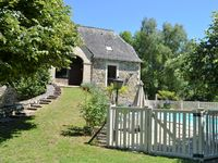 Great holiday home for families in beautiful unspoilt area of France