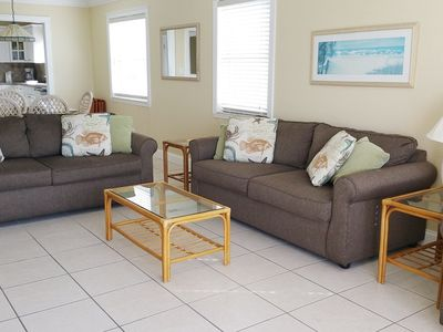 Photo for Sea Breeze 701 2BR 2BA Gulf Front