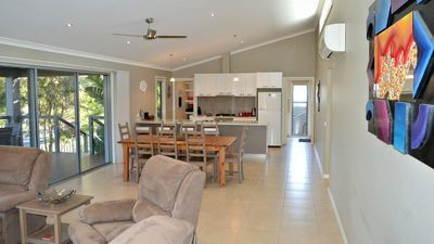 Photo for Pier One @ Eastern Beach - Stylish and Modern House, walking distance To The Beach