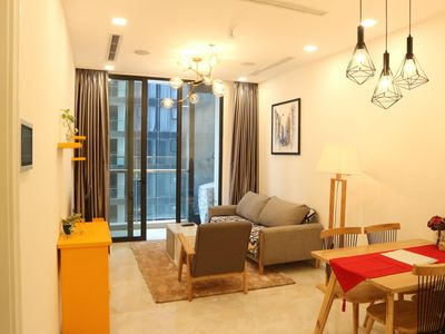 Photo for Apartment in high standard complex Vinhomes Golden River