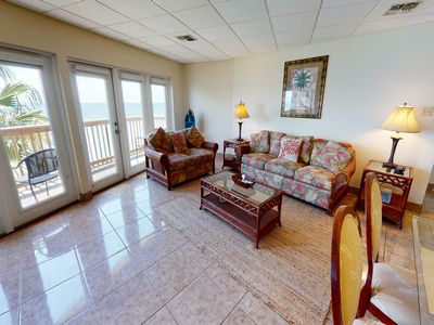 Photo for NEW LISTING! Waterfront condo w/ shared pool, hot tub, & dock - walk to beaches