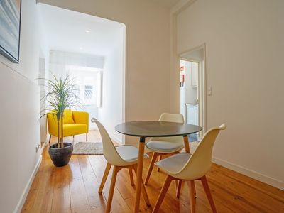 Photo for Apartment in the center of Lisbon with Washing machine (646040)