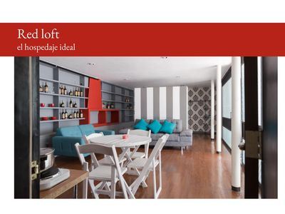 Photo for Red Loft Goldsmith Polanco ubicación inigualable!