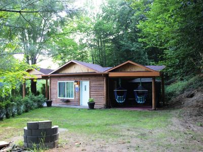 Photo for Chalet Le Saint-Flavien: at 10 minutes from Trois-Rivières and Shawinigan.
