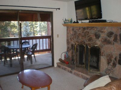Living Room/ Fire place