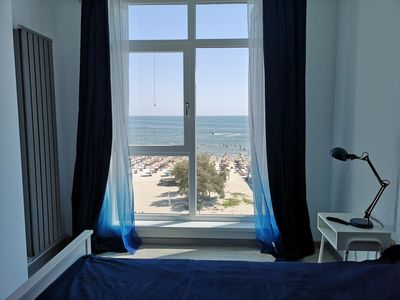 Photo for 3 rooms beachfront propriety with amazing panorama views