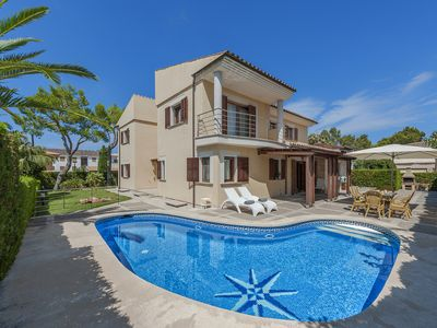 Photo for VILLA NORTHERN STAR WALKING DISTANCE TO THE BEACH WITH PRIVATE POOL