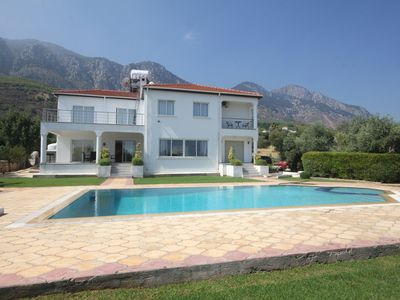 Photo for Huge Villa sleeps 6-10 Great for large families with large 10 x 5 Pool