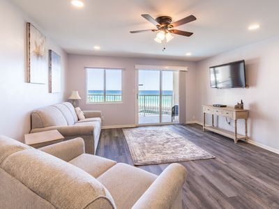 Photo for Hol Surf & Racquet Club 409☀DEAL>Oct 14 to 17 $759 Total!☀Remodeled-Gulf Views
