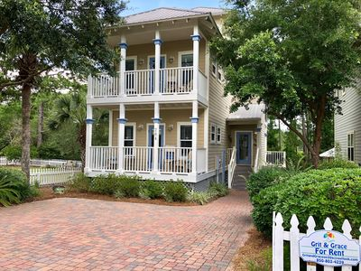 Photo for Grit & Grace on 30A ~ Gulf Access 4BR/3BA, Pet Friendly