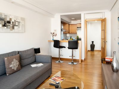Photo for ONE BEDROOM SUITE WITH CITY VIEWS, 121B 3C