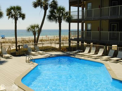 Photo for Sandpiper 6A ~ Beautiful Pool and Beach View ~ Bender Vacation Rentals