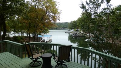 Photo for Large Lakefront Paradise Home for boaters and golfers! Only 20 mins to Oaklawn!