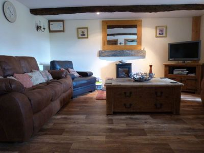 Photo for Vacation home Maes in Dolgellau - 5 persons, 3 bedrooms