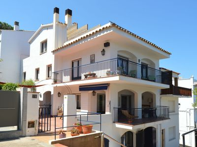Photo for INCREDIBLE SEA VIEW GREAT HOUSE FOR RENT IN CALELLA PALAFRUGELL COSTA BRAVA