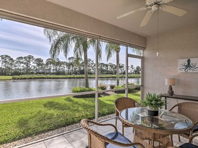 Photo for NEW! Estero Townhome on Golf Course-Mins to Beach
