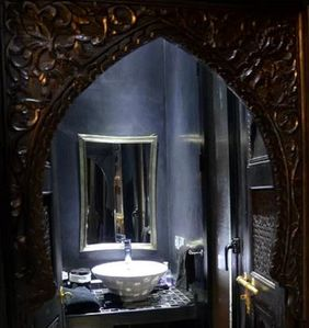 Photo for Riad Dar el Salam 20 km from Marrakech center: the One Thousand and One Nights suite