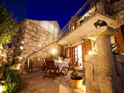 Photo for Holiday house Masa  - Milna (Brac), Island Brac, Croatia